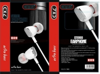 EXZ wired headphone