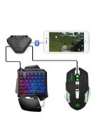PUBG mobile phone console gaming keyboard mouse converter for laptop
