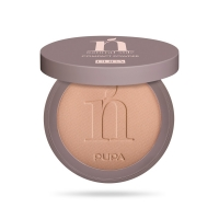 Natural Side Compact Powder Warm Beige - Pupa milano