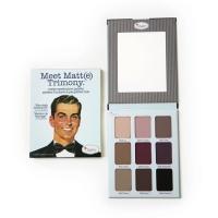 Meet Matt(e) Trimony - Matte Eyeshadow Palette / The balm