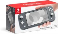 Nintendo Switch Lite Video Game Console - Gray