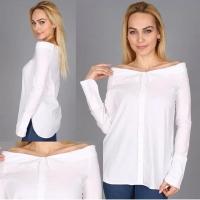 White shirt Julie Moda