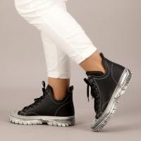 women sport bootsBlack
