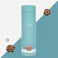 BT21 BTS Stainless Steel Bottle - SHOOKY