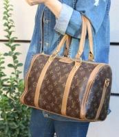 Leather turkish handbag