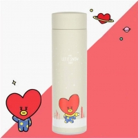 BT21 BTS Stainless Steel Bottle - TATA