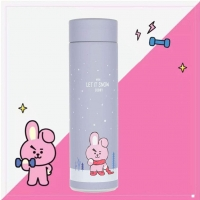 BT21 BTS Stainless Steel Bottle - COOKY