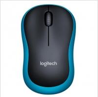 Logitech Wireless Mouse M186 Blue
