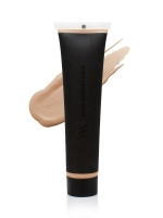Soft and velvety touch foundation