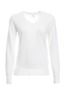Defacto white sweatshirt for women