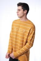 Men's yellow sweatshirt