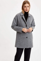 Defacto long jacket for women