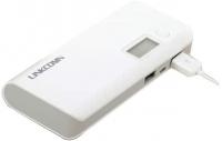 Jokul 100 Dual USB 10000 mAh Powerbank - White