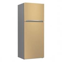 Refrigerator 18 feet, golden, No frost