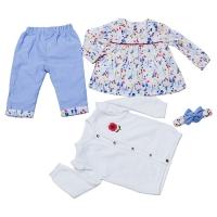 Baby set distinctive design