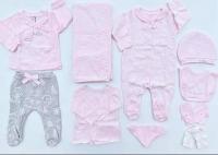 Girls set 10 pieces distinctive design