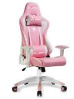 gaming chair pink