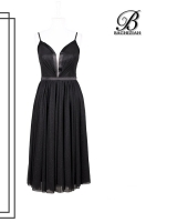 dress with a distinctive design from BAGHIZIAH
