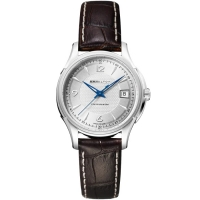 Jazz master View matic Auto 37 mm watch global warranty time inventors