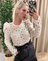 off White women blouse - Julie Moda
