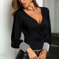 Black women blouse - Julie Moda
