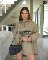 Christian Dior beige blouse - Julie moda