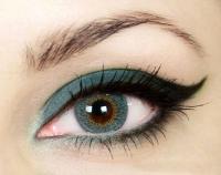 Eye lenses color Blue Be53