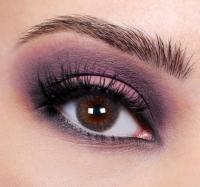 Eye lenses color Blue Be55