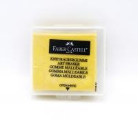 Kneadable soft rubber eraser