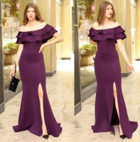 LONG DRESS FOR SPECIAL EVENING