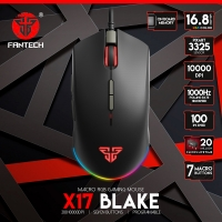 FANTECH X17 BLAKE Pro Gaming Mouse from Game Stop