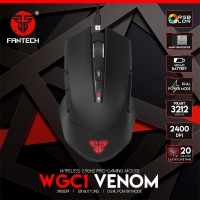 FANTECH WGC1 Wireless Mouse Charging Design RGB from Game Stop