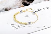 925 silver bracelet with fine design