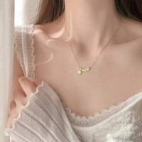 Gold plated 925 silver necklace Dont regret it