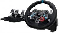 Logitech Dual-Motor Feedback Driving Force G29 Gaming Racing Wheel from Game Stop