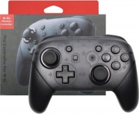 Pro Controller For Nintendo Switch, Black Color Wireless,