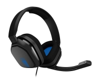 ASTRO Gaming A10 Gaming Headset - Blue - PlayStation 5, PlayStation 4