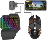 JUMEIYP MIX Pro PUBG Controller Gaming Keyboard Mouse Converter