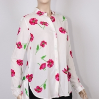 Women's Supplier White Shirt - Julie Moda
