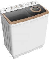 Shownic Twin-Tub washer 11Kg / White