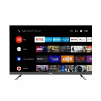 Al-Hafiz 50-inch QLED 4K UHD Android Smart TV