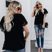 Women's Black Shirt - Julie Moda