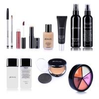 Makeup set (9 pcs) by BLUSHWORKX