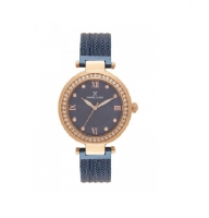 Analog blue analog watch for women DK11488-4