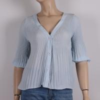 Women's Blue Shirt - Julie Moda