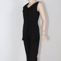 Women's Black Jumpsuit - Julie Moda