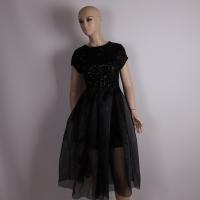 Women's midi dress - Julie Moda
