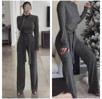 Women's Gray Set - Julie Moda