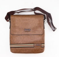 Leather business men bag