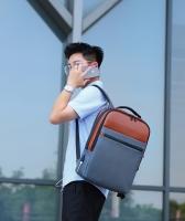 Large capacity usb port laptop bag